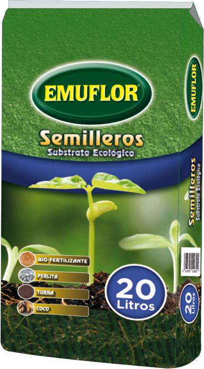 Semilleros substrato Ecológico